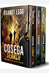 The Eysen - An Archaeological TechnoThriller: Cosega Sequence Books 1-3 Kindle Edition
