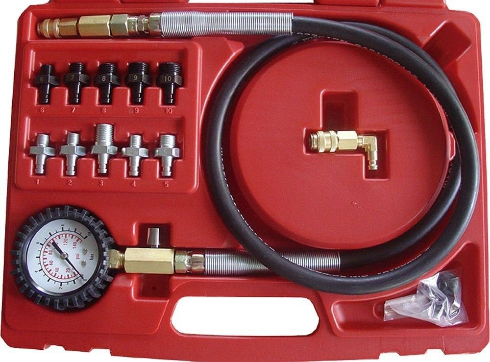 Moyeu 6722 kit de testeur de pression d'huile