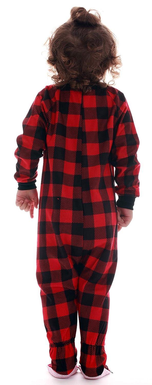 a395f929ec  followme Matching Family Buffalo Plaid Adult Onesie Kids  Bodysuits larger  image
