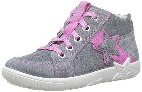 superfit Baby Mädchen Starlight Sneaker