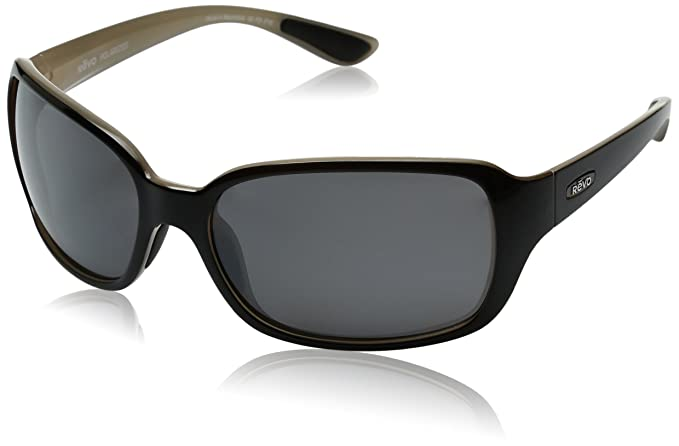 fb58a52726 Image Unavailable. Image not available for. Color  Revo Fairway Re 1042 Polarized  Wrap Sunglasses ...