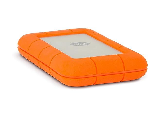 141 opinioni per Lacie STFS5000800 Rugged Thunderbolt USB-C HardDisk