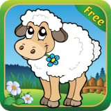 Puzzle Games for Kids - Fun and Educational HD Animal Peg Puzzles for Learning Preschool and Kindergarten Toddlers, Boys and Girls Under Ages 1, 2, 3, 4 years old - Free Trial