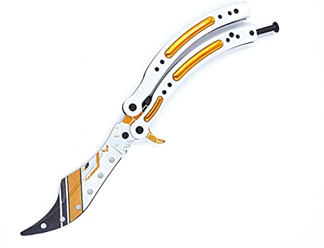 epicknives – CS Go Balisong cuchillo de entrenador mariposa ...