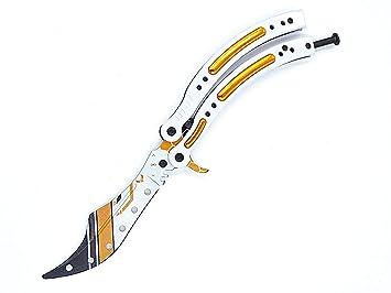 epicknives - CS Go Balisong cuchillo de entrenador mariposa ...