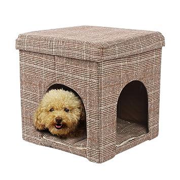 Casa Estera del perro Cama para perros Camada de gato Sala de perro Casa de perro ...