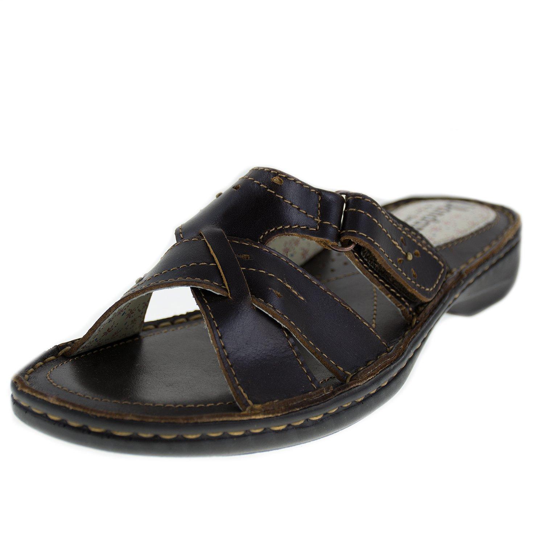 Vandana Slip on Sandals for Women