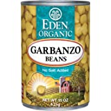 Eden Foods Organic Garbanzo Beans, 15 oz