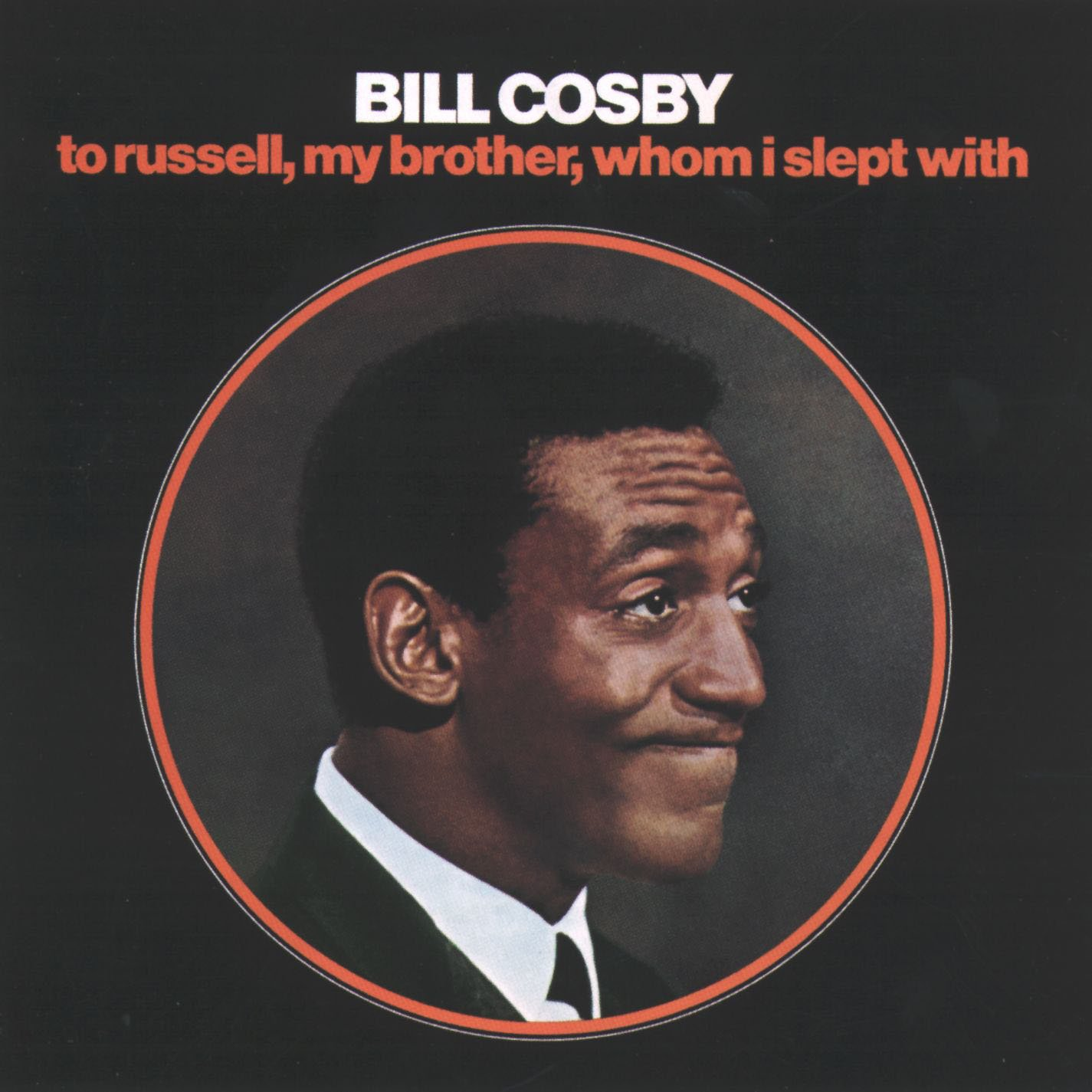 CD : Bill Cosby - To Russell, My Brother (CD)