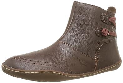 Camper Peu 46512 006 Ankle boot Women Brown (38 EU 5 UK