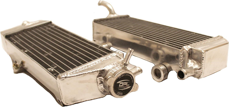 OPL Aluminum Radiator for 2007-2012 KTM 250//350//450//505 SX-F//XC-F Left+Right