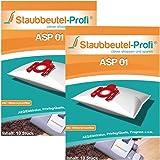 20 Staubsaugerbeutel geeignet für AEG CE 2000, Comfort, Exquisit, Vampyr, CE Power24, MegaPower, E-Serie, Gr. 28, ACE-Serie (ASP01) von Staubbeutel-Profi® ,MADE IN GERMANY