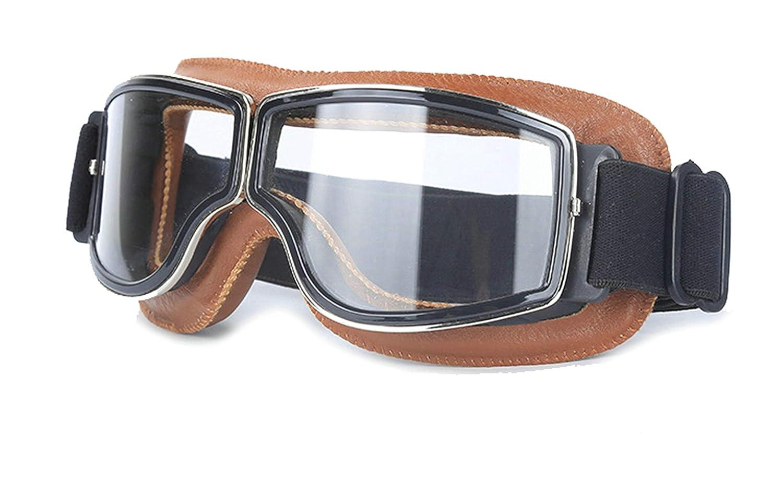 Aeici Sportbrille TPU Sportbrille Herren Windschutz Motorradbrille Oneal