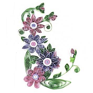 Paper Maker DIY papel de seda hecho a mano decoración rosa para ...