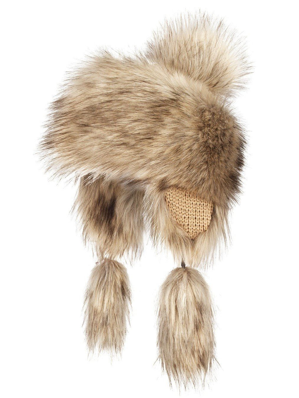 9b9ea29b7c8 Futrzane Trapper Faux Fox Fur Winter Women Hat Pompom Russian Cossack  Futrzane-goralka-15