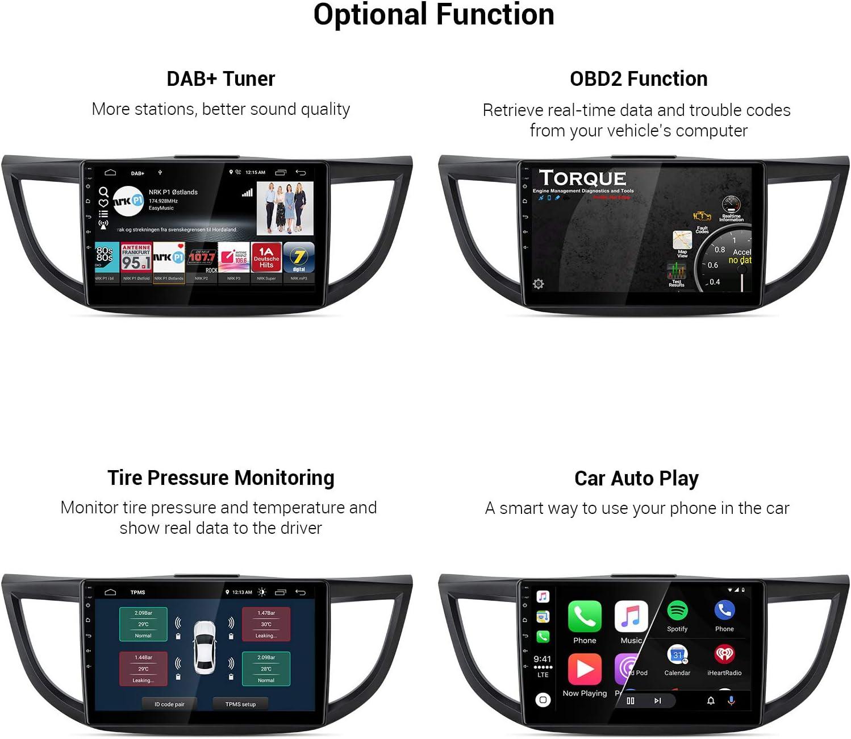 gaixample.org for Honda CR-V 2012-2016 XTRONS Android 10 Car ...