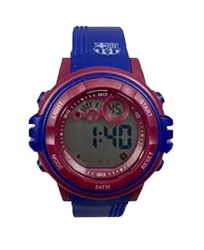 Seva Import 7001448 Reloj Barcelona, Azul, S: Amazon.es: Deportes y aire libre