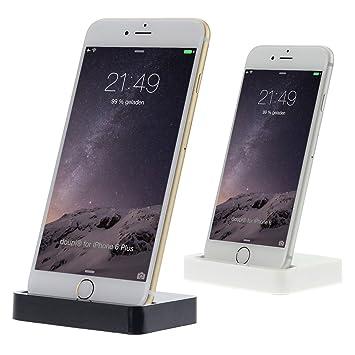 doupi Dock Dockingstation iPhone 5 5C 5S SE, 6: Amazon.de: Computer ...