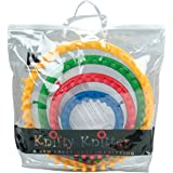 Knifty Knitter Round Loom Set-4/Pkg