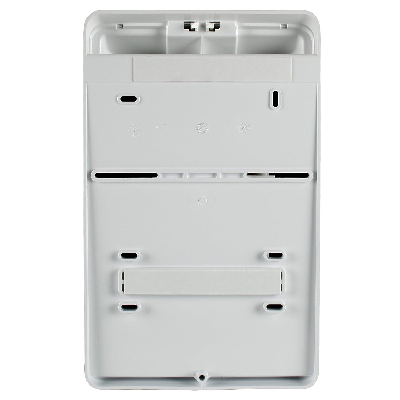 9 7//8w x 2 7//8d x 13 3//4h Kimberly-Clark Professional 34830 Slimfold Towel Dispenser White
