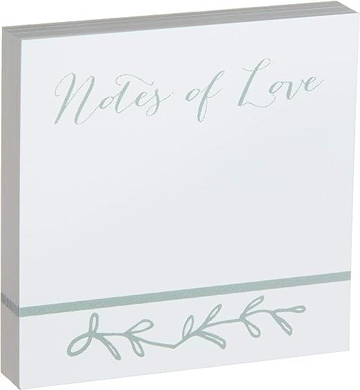 Hewitt 25 Count Rustic Vines Advice Cards Hortense B White//Grey Mini