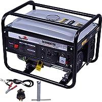 Gerador de Energia a Gasolina Bivolt Partida Manual 3000W 4T 196cc TG3000CXH - Toyama