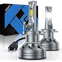 $33 » Fahren H7 LED Headlight Bulbs, 60W 10000 Lumens Super Bright LED Headlights Conversion…