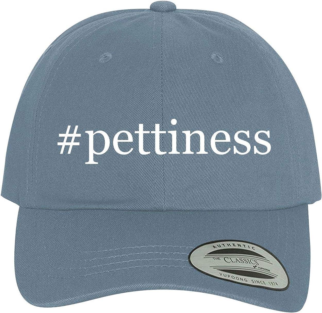 BH Cool Designs #Pettiness Comfortable Dad Hat Baseball Cap