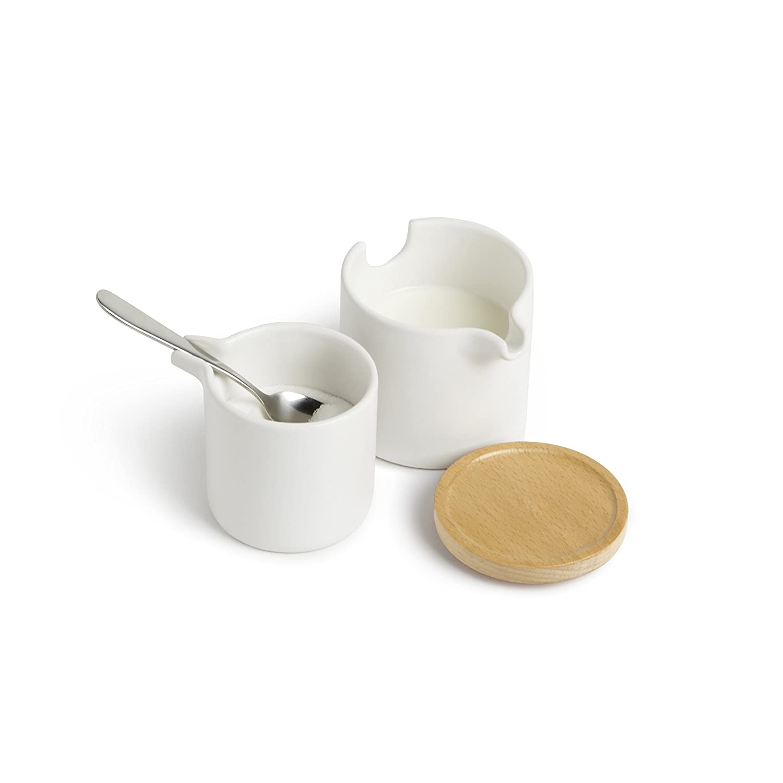 amazoncom umbra savore cream and sugar set home  kitchen -