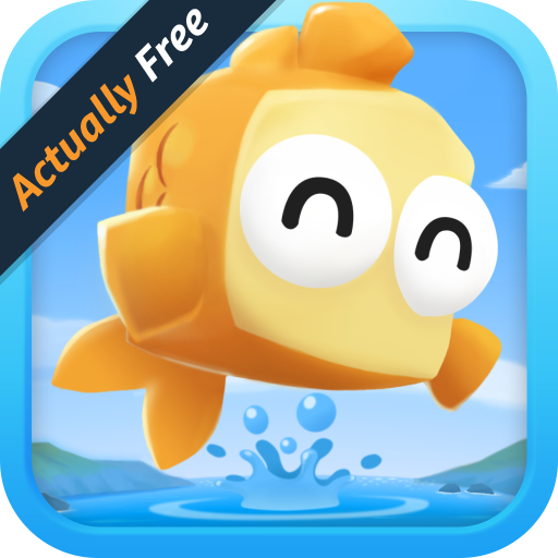Fish Out Of Water! - Free Fish