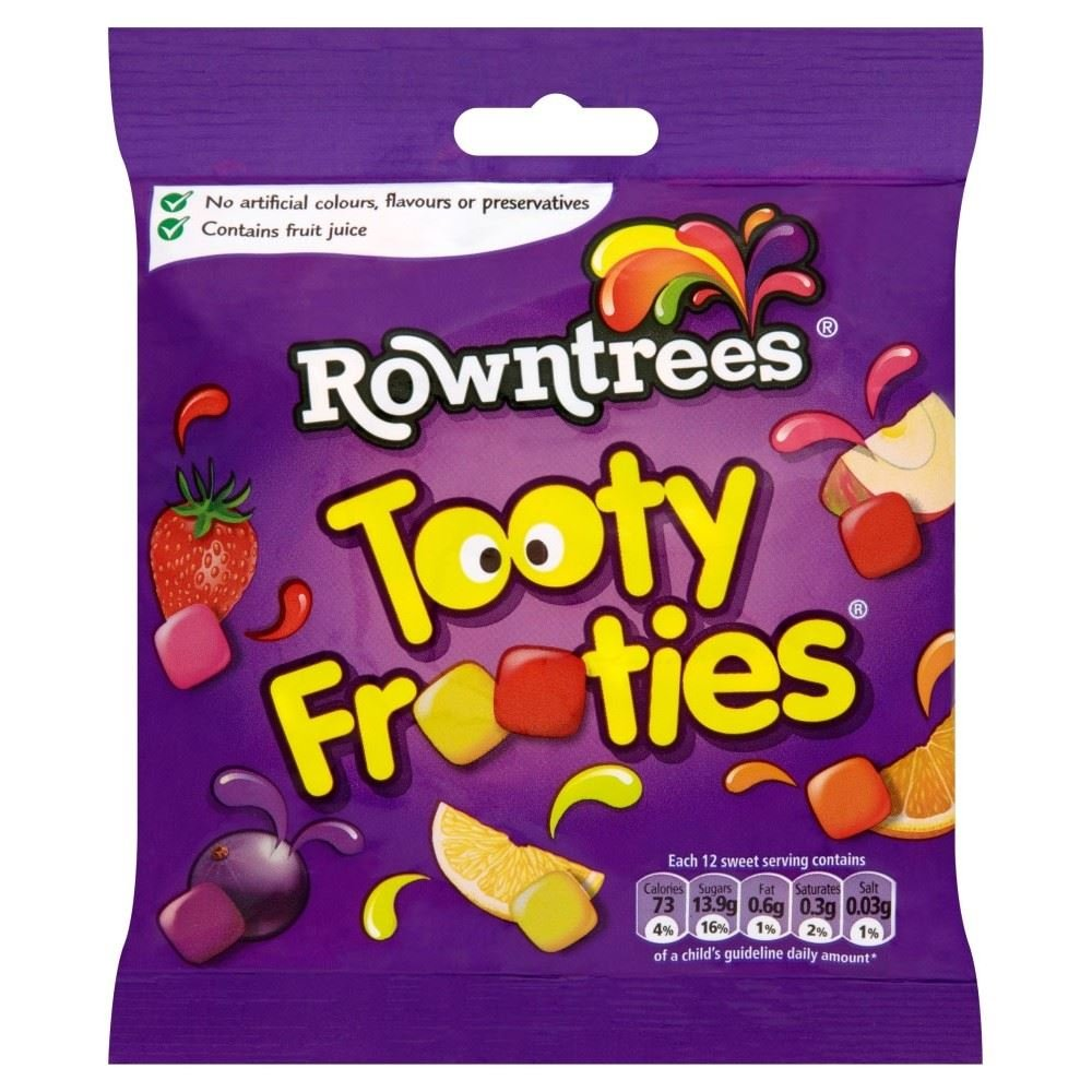 Rowntree's Tooty Frooties (150g) - Pack of 6