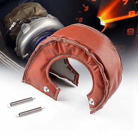 Universal Turbo manta calor funda Shield Turbocompresor para T3 T28 GT25 GT30