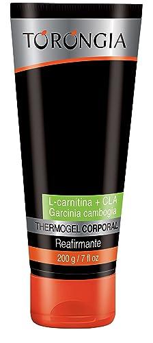 TORONGIA THERMOGEL CORPORAL REAFIRMANTE L-carnitina cla garnicia cambogia 7oz