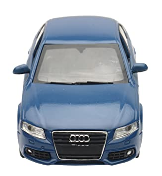 Buy New Ray 1 24 Audi A4 Saloon Blue Online At Low Prices In India