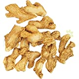 Prakrti Dry Ginger (सोंठ - Sonth) good export quality sourced fresh from farms in the hills of Kerala and Karnataka - 100 gms