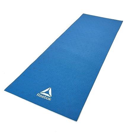 Reebok RAYG-11060BLGN Esterilla Yoga Reversible, Unisex ...
