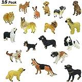 Amazon.com: Mini Dogs (1 Dozen) - Bulk: Toys & Games