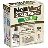 NeilMed Sinus Rinse Kit with Xylitol
