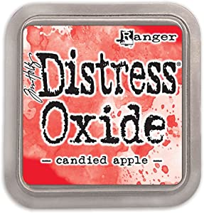 Ranger Tim Holtz Distress Oxide Ink Pad - Candied Apple