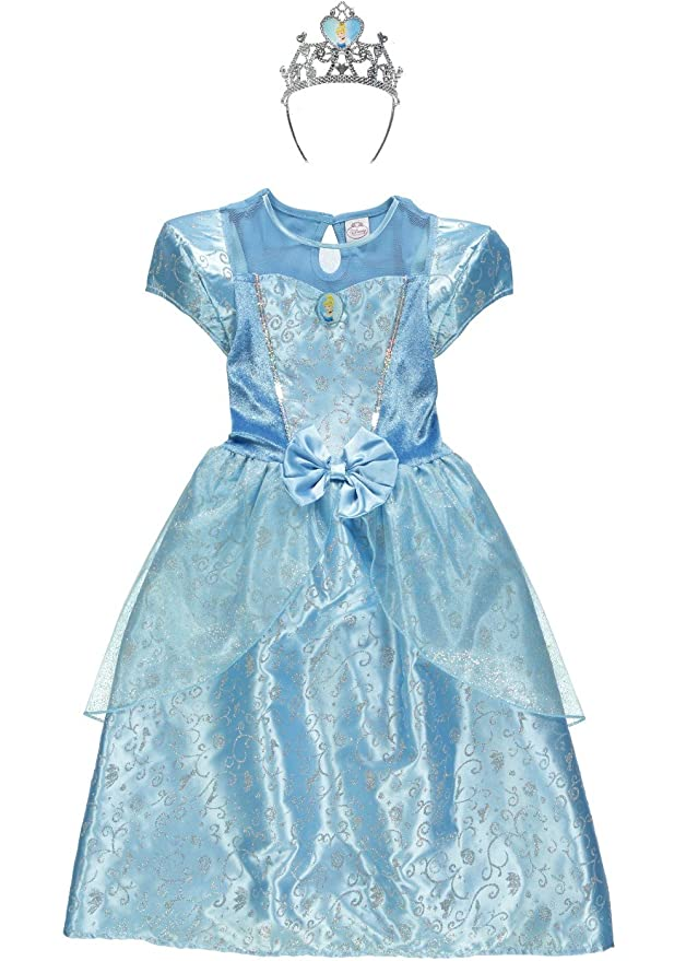 Officially Licensed Disney Princess Cinderella fancy dress BNWT 8 ...