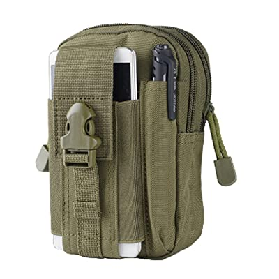 365Sac de shopping poches sur les hanches molle tactique Ceinture militaire Sac MOLLE Wallet Idéal pour Outdoor rsport Multi Fonctions pratique équipement