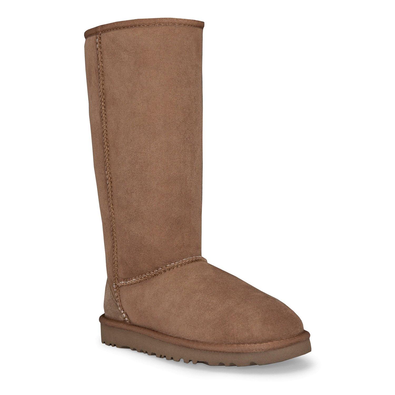 UGG Kids' Classic Tall Boots-Chestnut 1