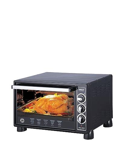 XSQUO Horno Eléctrico Grill 30 L