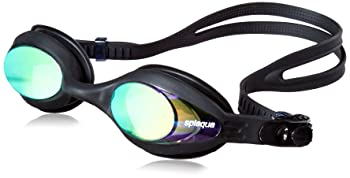 Splaqua Prescription Mirrored Swim Goggles