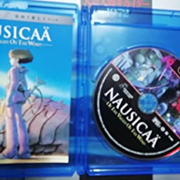 Amazon Nausicaa Of The Valley Of The Wind 風の谷のナウシカ 北米版 Blu Ray Tvドラマ