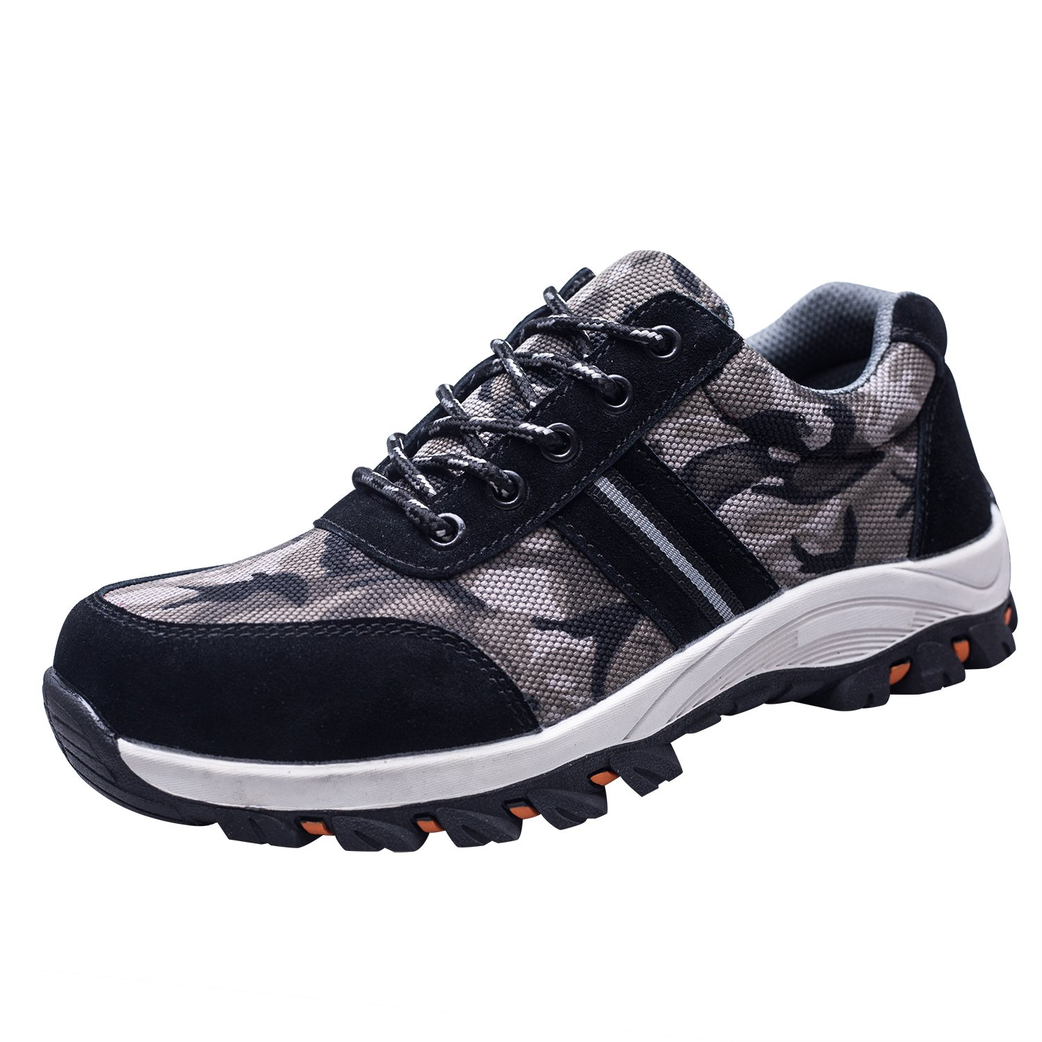 Optimal Women's Safety Shoes Work Shoes Protect Toe Shoes
