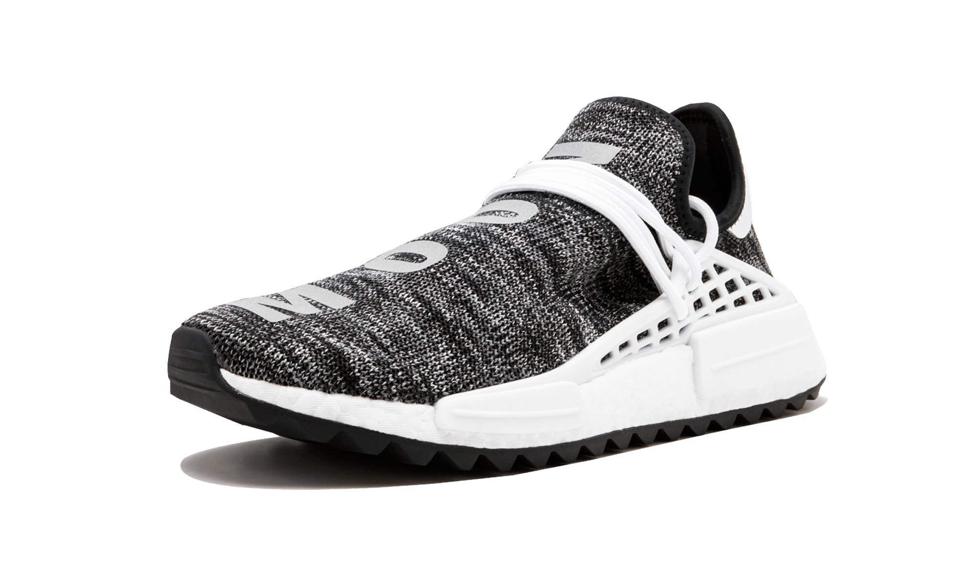 28fb1b0d81d03 adidas Originals PW Human Race NMD Trail Shoe - Men s Hiking 10 Core Black  White