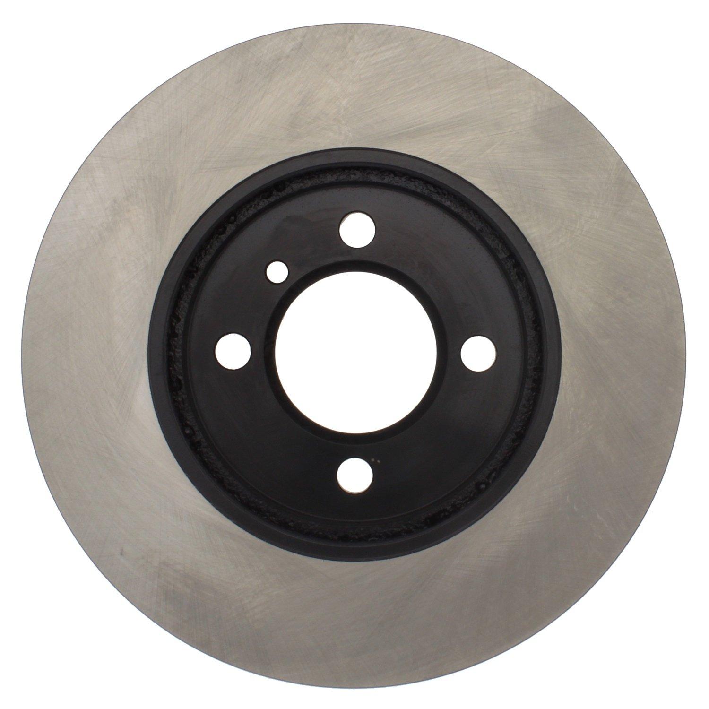 Centric 125.34018 Disc Brake Rotor