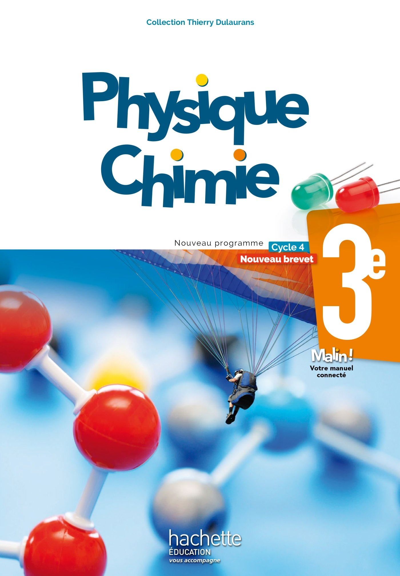 Physique Chimie Cycle 4 3e Livre Eleve Amazon Co Uk