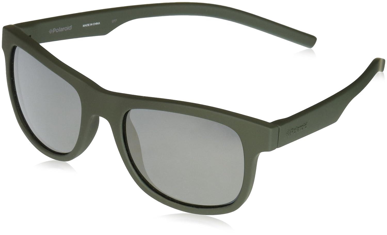 Polaroid PLD 6015 S LM RP3 51, Montures de lunettes Mixte Adulte, Vert  (Military Rubber Green)  Amazon.fr  Vêtements et accessoires 533484f4d516